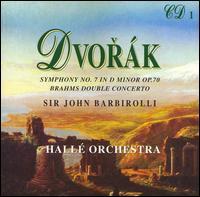 Dvo?ák: Symphony No.7 — Hallé Orchestra / Sir John Barbirolli (Disky 704002)