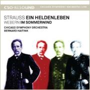 Strauss: Ein Heldenleben — Haitink / Chicago Symphony (CSO Resound CSOR 901 1004)