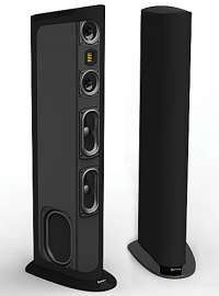 GoldenEar Triton Two speakers